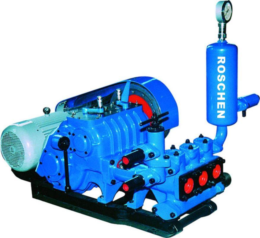 Wireline core Drilling Rig Mud Pumps / High Pressure Mud Pump